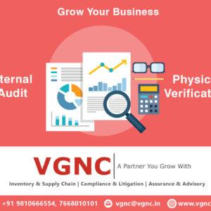 Internal Audit & Retail Supply Chain Audit Services | VGNC, Delhi NCR