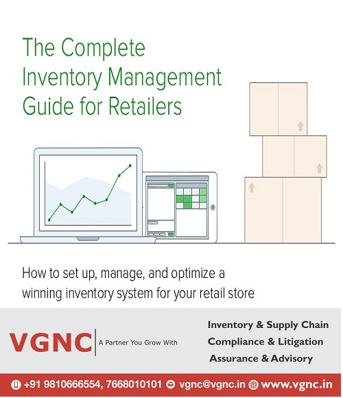 An Expert Guide to Stocktaking and Inventory Accuracy | VGNC